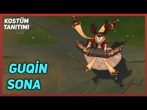 Guqin Sona (Skin Preview) League of Legends
