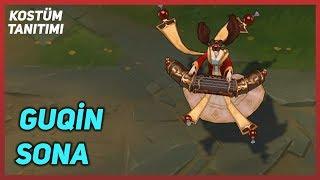 Guqin Sona (Skin Preview) League of Legends