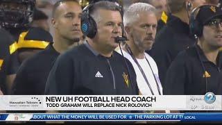 Social Scene: New UH Football Head Coach