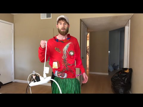 HOW TO MAKE AN UGLY CHRISTMAS SWEATER!