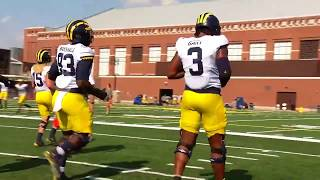 BTN Bus Tour: The Best Thing We Saw at Michigan | Big Ten Football