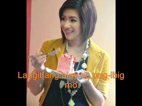 Hulog Ng Langit Lyrics & Tabs by Angeline Quinto