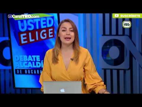 Oriente Noticias primera emisión 15 de Octubre