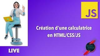 Miniature catégorie - Une calculatrice en HTML, CSS et Javascript