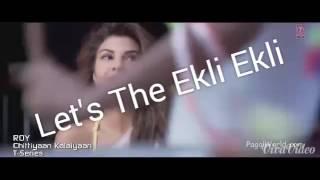 Ekli Ekli Nache Pori   Created By Tushar Patil