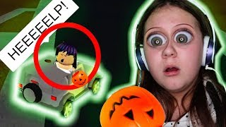 I Went TRICK Or TREATING With My Daughter And This Happened.. Roblox Bloxburg