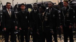 Hilton College Vocal Ensemble: Ngifuna wena wedwa (Ladysmith Black Mambazo)