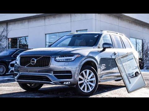Volvo Cars Accident Advisor 2019-Big Safety Suv