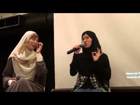 WELLS Ramadhan Forum  Reverted Muslims journey begins part 1