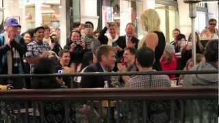 Qvb Flashmob 17 August 2012
