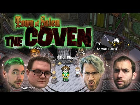 Prostitute Santa On the Case | Town of Salem: The Coven w/Mark, Wade and Jack