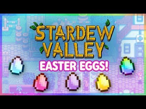 Surprise Eggs in Stardew Valley