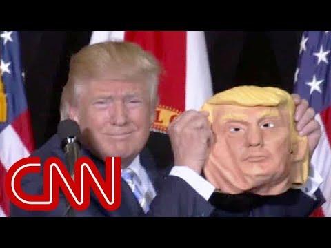 CNN: Disguises make a post-Halloween comeback