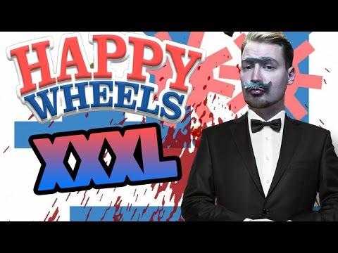 HAPPY WHEELS XXXXL SPECIAL - HAARIGE BESTRAFUNG !