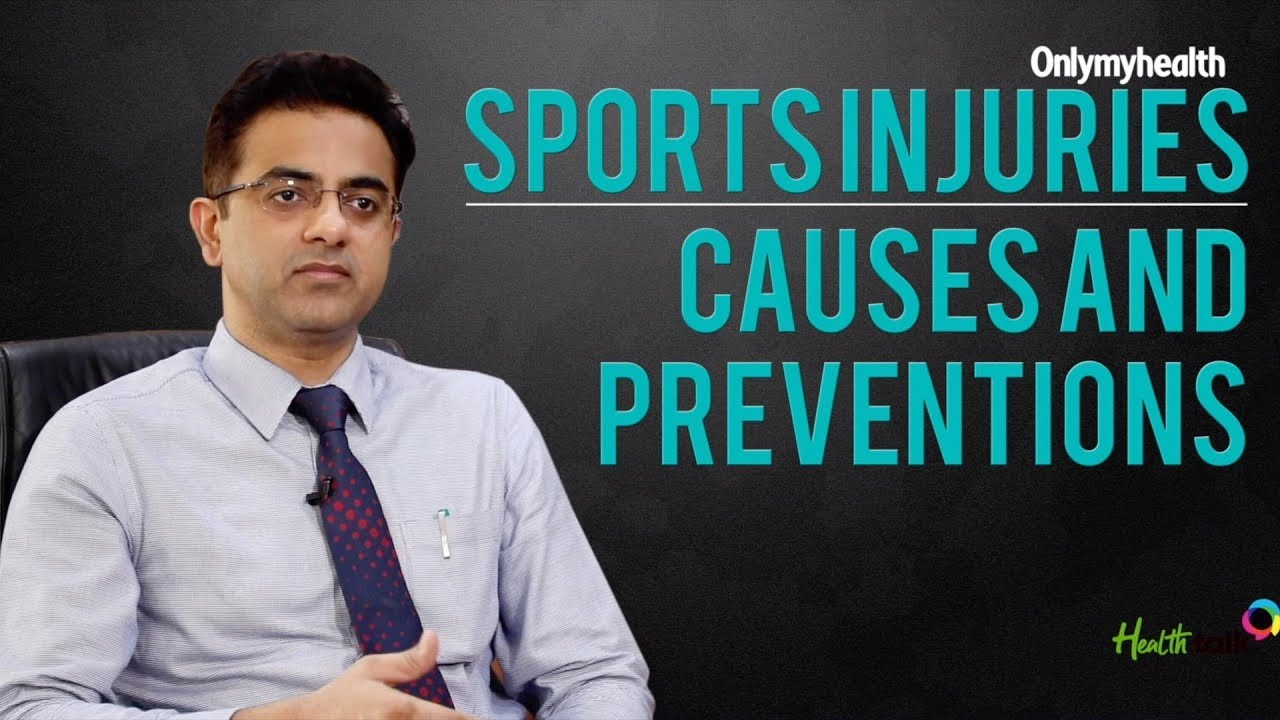 ALL YOU NEED TO KNOW ABOUT SPORTS INJURIES AND ITS CARE