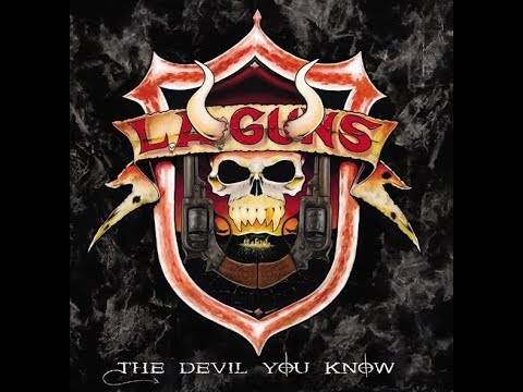 """L.A. Guns to release new album """"The Devil You Know"""" in 2019, artwork released!"""