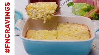Old-Fashioned Corn Pudding | Food Network