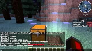 КАК СОХРАНИТЬ ВЕЩИ И ОПЫТ В МАЙНКРАФТЕ? (Команда в описании) Minecraft