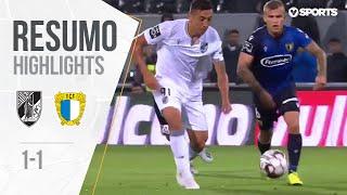 Highlights   Resumo: Vitória SC 1-1 Famalicão (Liga 19/20 #3)