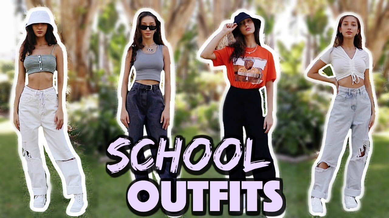 [VIDEO] - How to Survive High School: Outfit Ideas ft. PLT ?? 6