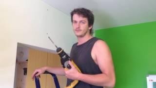 видео Подрозетник по бетону: как и каким инструментом сверлить отверстие, виды изделий