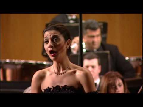 "Isabel Bayrakdarian: ""Song To The Moon"" By Antonin Dvorak With Armenian Philharmonic (4.2004)"