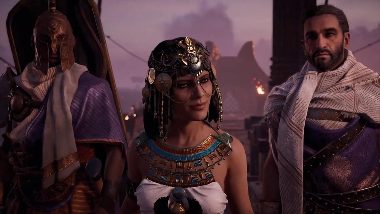 Assassins Creed Origins te dice como hacer el Cosplay