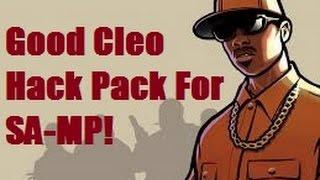 [SAMP] Good CLEO 4.1 Hack PACK [Good For: Roleplay, DeathMatch & More]