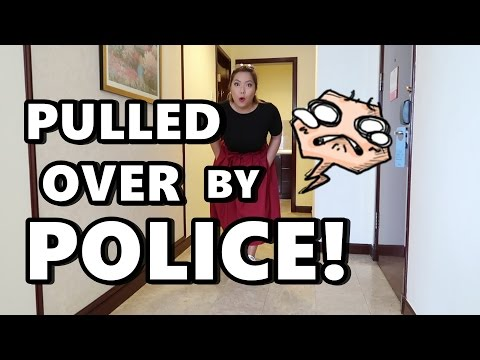 PULLED OVER BY MALAYSIAN POLICE! (APRIL 7, 2017) - saytioco