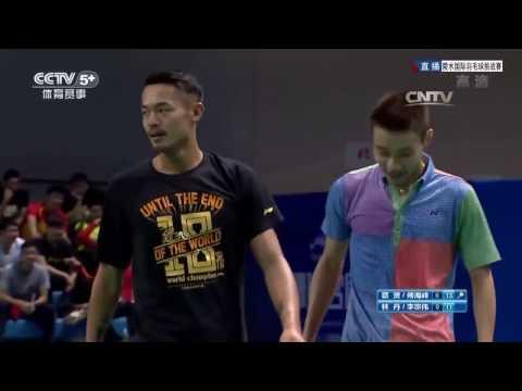 Exhibition Match - Lin Dan , Lee Chong Wei , Fu Hai Feng and Cai Yun