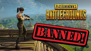 Fortnite is Getting Taken Down By PUBG | The Reason Behind the Lawsuit