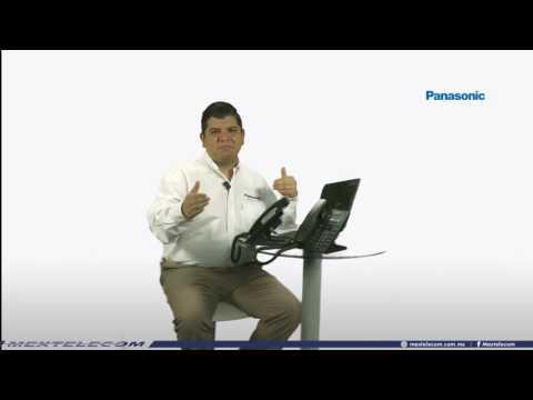 PANASONIC KX-HTS32 CORREO Y SALA DE CONFERENCIAS 8 DE 8