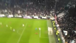 MIRACOLO SZCZĘSNY LIVE - Juventus Roma 1-0 (Serie A 2017/18)