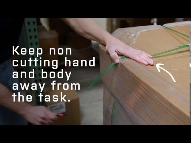 Klever XChange — Cutting Plastic Banding