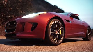Jaguar F-Type R-Coupe RWD - One Take