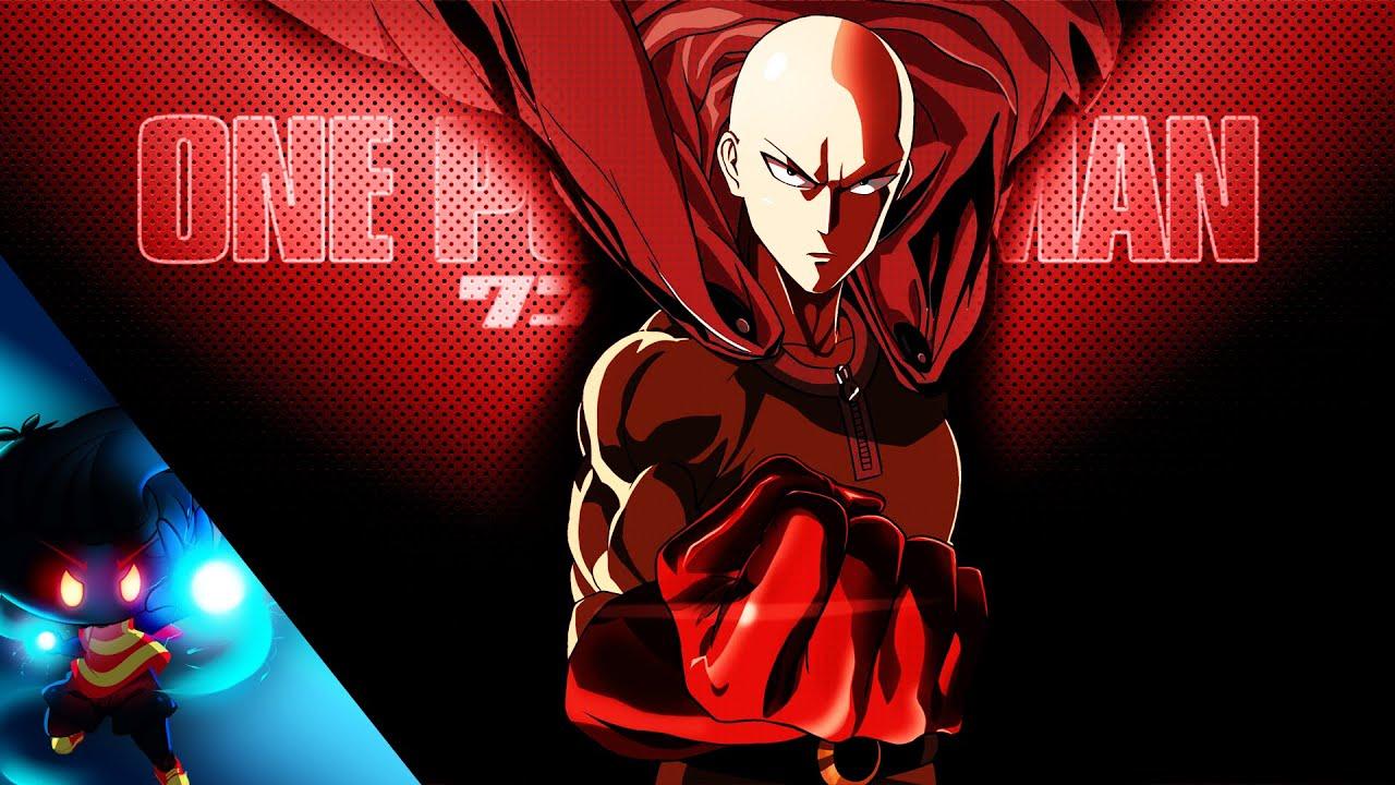 "SAITAMA RAP - ""Too Strong"" [One Punch Man] │ Zach B (feat. Bonecage & Connor Quest!)"