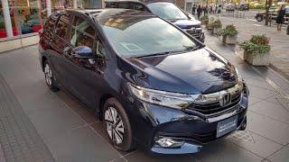 In Depth Tour Honda Shuttle Hybrid JDM - Indonesia