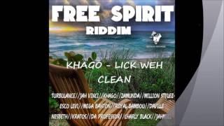 FREE SPIRIT RIDDIM - NOTNICE RECORDS -  REGGAE MAY 2013 {DJ GIO GUARDIAN}