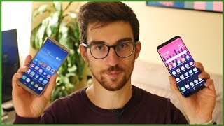 Huawei Mate 10 Pro vs Samsung Galaxy S8+!