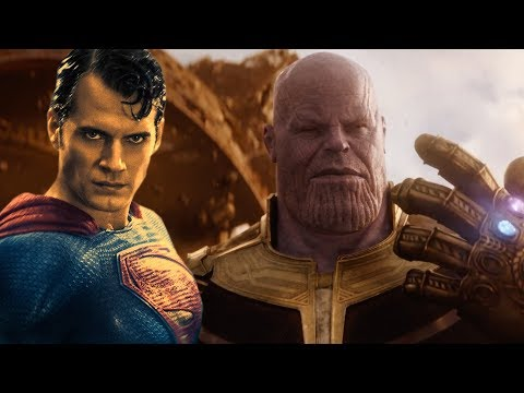 Justice League Trailer - Avengers: Infinity War Style