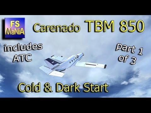 Carenado Daher SocataTBM 850 part 1 of 3