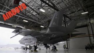 Lockheed Martin F-35 Lightning II Hangar Walk-around