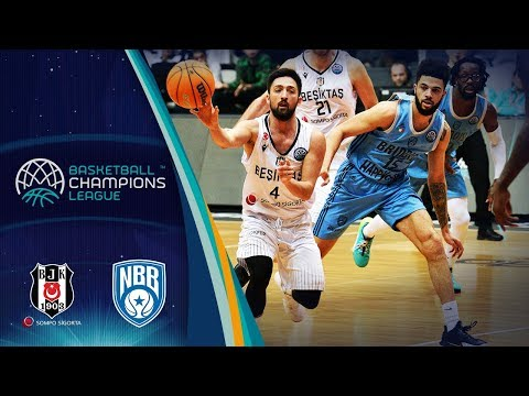 Besiktas Sompo Sigorta V Happy Casa Brindisi – Highlights – Basketball Champions League 2019-20