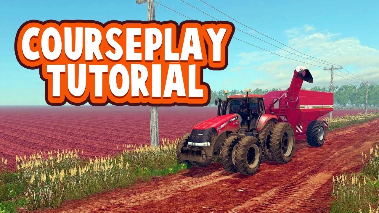 6 7 MB) Tutorial Instalare COURSEPLAY in FS19, Download