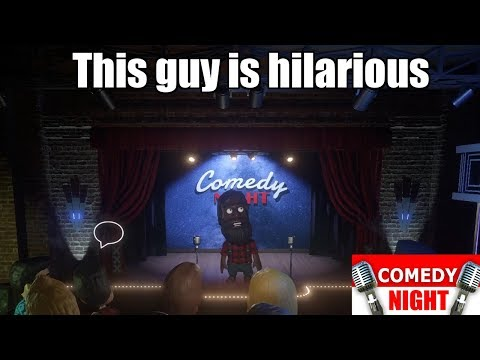 THIS GAME IS TOO FUNNY - Comedy Night