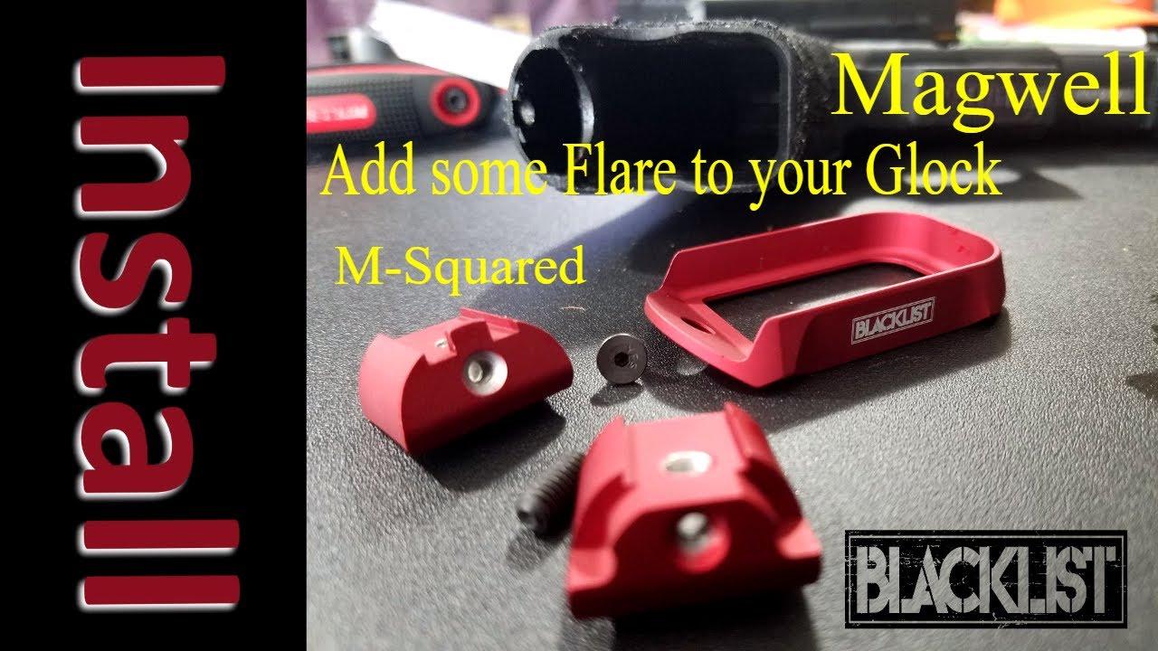 Blacklist Industries M-Squared Magwell Installation