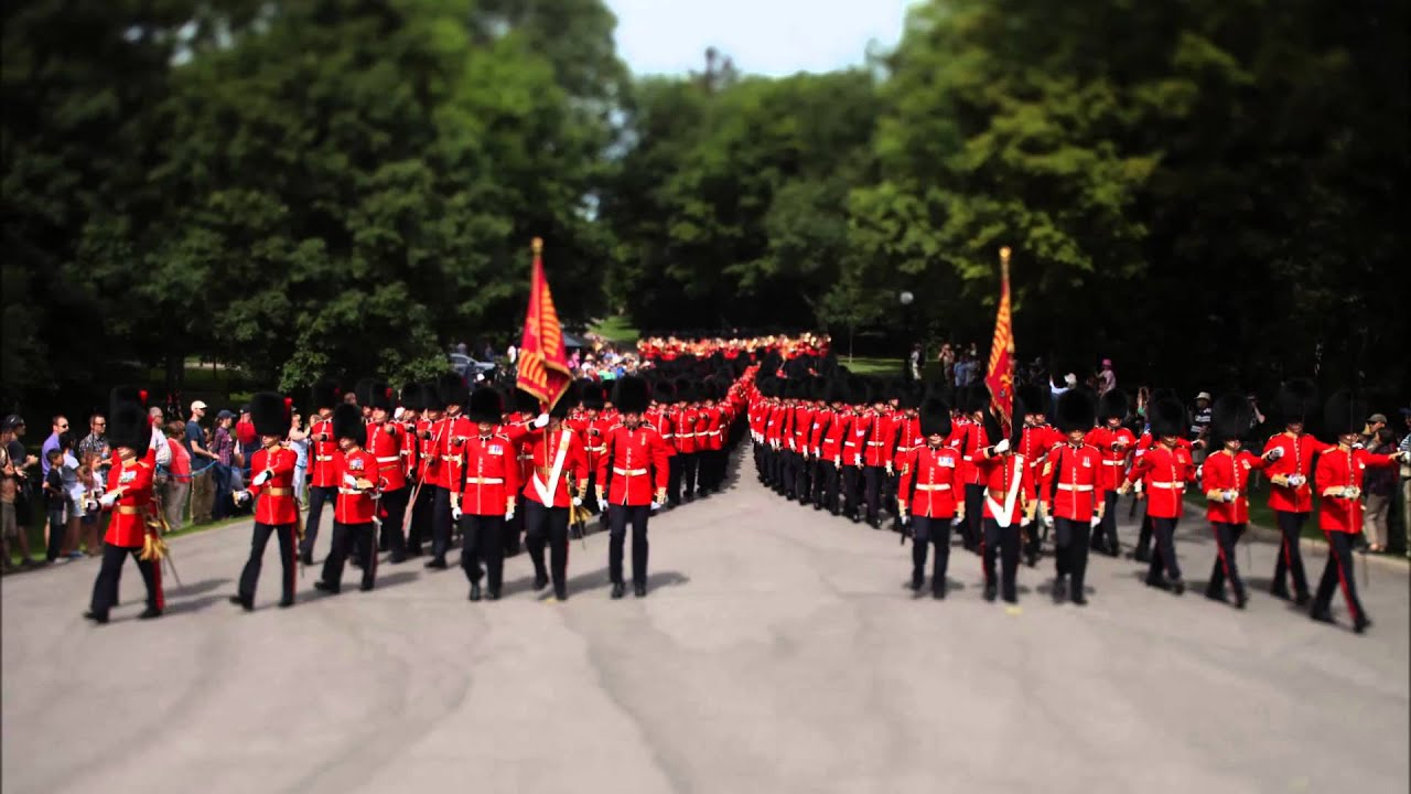 The governor general s foot guards - The Governor General S Foot Guards 2