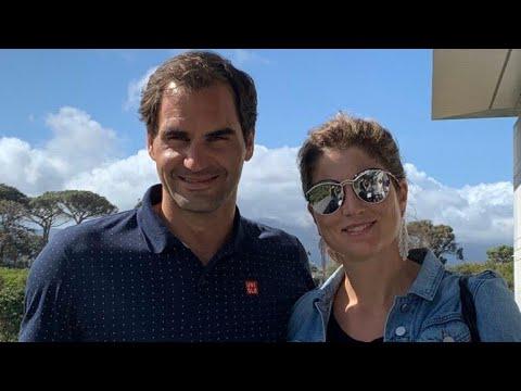 Roger Federer and wife Mirka donate £857,000 to coronavirus battle in huge gesture