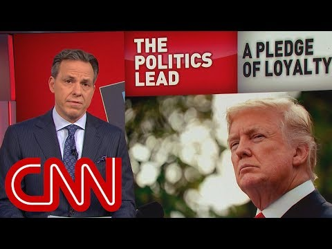 Tapper: McCabe flap reveals GOP double standard