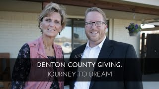 Denton County Giving: Journey to Dream